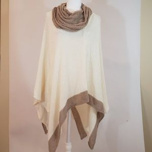 Wooden Ships Poncho